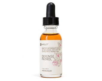 Super Fruits Antioxidants Serum| Vitamin C Serum| Pollution Defense Serum| Immune Boost Serum| Damaged Skin Serum| Mature Skin