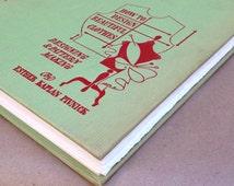 Fashion Design Sketchbook for the Fashionista Artist - Large Repurposed Book Sketchbook - Dress Maker Notebook