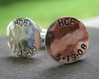 """Shop """"personalized hammer"""" in Cuff Links & Tie Clips"""