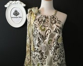 Will fit size xS / S - READY to MAIL - Ladies Pillowcase TOP - Sandi Henderson - by Boutique Mia