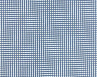 30's Playtime 2015 - From Chloe's Closet - For Moda - Sea (33046 16) - 9.85 Dollars for 1 Yard