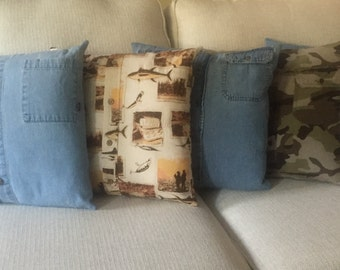 Reserved for Lindsay Custom Memory Pillow Shirt Pillow