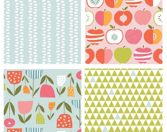 4 YARDS - Juicy Fabric Collection by Monaluna