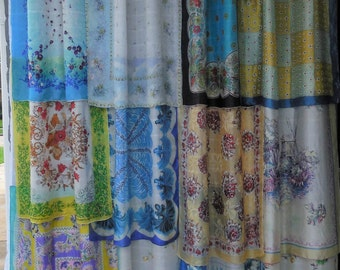 LITTLE EDIE - Bohemian Gypsy Curtains Handmade by Babylon Sisters