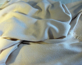Handwoven Rayon-Cotton-Tencel Fabric -- woven by seller, in the USA