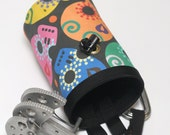 Day of the Dead v2.0, Skulls Hand Crafted Chalk Bag
