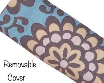 REMOVABLE COVER - Microwave Rice Flax Pack Heating Pad, Eye Pillow Mask Rice Pack Heating Pad, Washable Cover