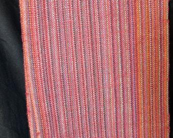 Orange Rayon Scarf