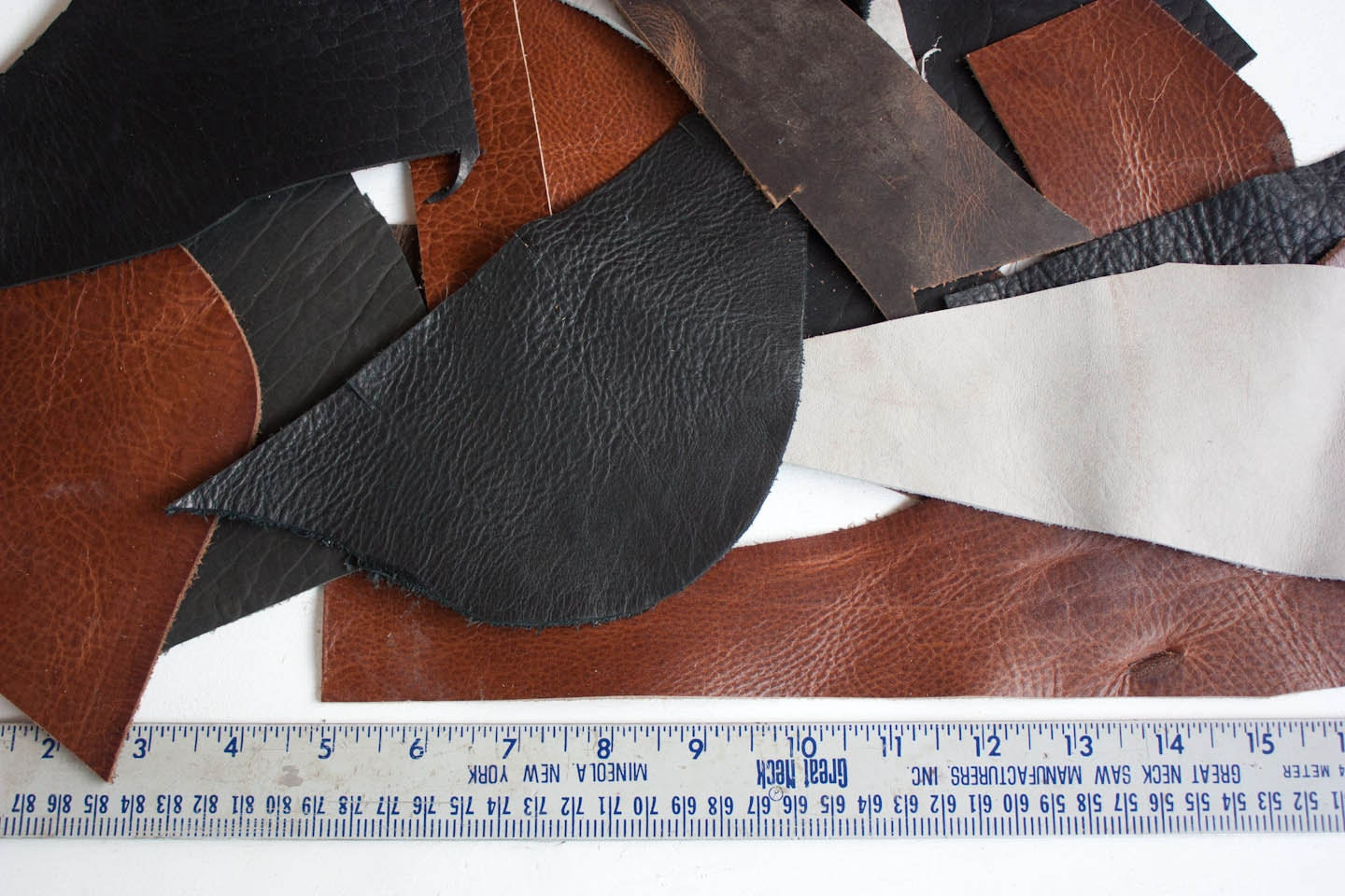 Leather scraps for crafts - Sold By Heistjewelry