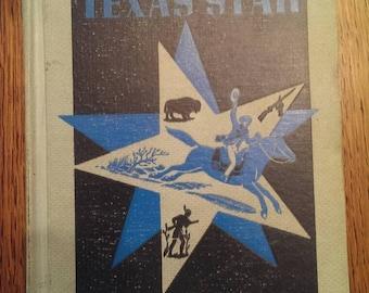 1950 Children's Book Texas Star