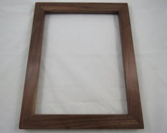11 x 14 Black Walnut Picture Frame