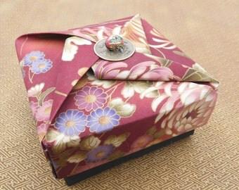 Fabric Origami Box - Large