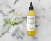 SALE - Kissed Organic  Facial Cleanser - Gentle Foaming Cleansing Gel with Calendula and Chamomile - Natural Face Wash, SLS Free - 2.3 oz
