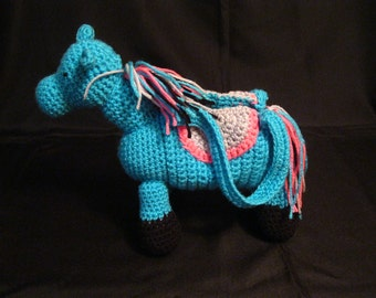Little Pony or Horse Purse for Little Girl Present Gift Christmas Birthday Made to Order 1-2 weeks Delivery