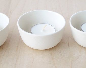 peony tea lights : SALE