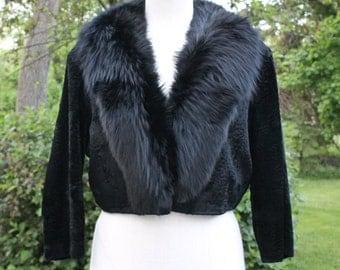 Saks Fifth Avenue Fox Fur