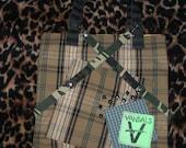 The Vandals Studded Bondage Tote Bag