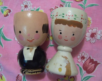 he and she egg cups