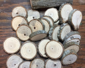 Hickory Craft Buttons