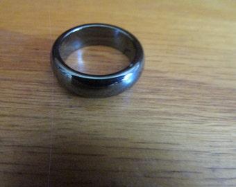 Stone hemite ring