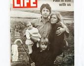 Paul McCartney Life Magazine 1969
