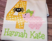 That's Some Pig! Charlotte's Web Birthday Shirt