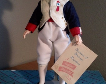 Madame Alexander, Portrait of History Napoleon-1330 Doll, NEW WITH BOX and tags