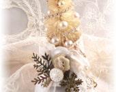 Christmas Baby Shoe Decoration/ornament