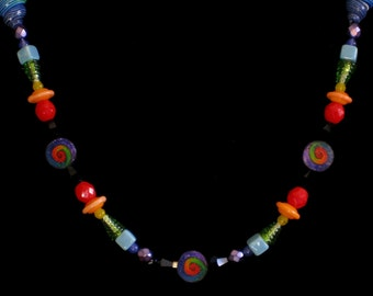 The Necklace of Many Colors