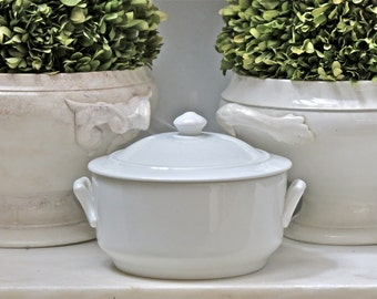 Lovely Vintage French Provencal Casserole Tureen