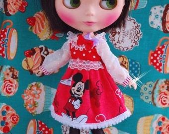 Blythe mickey dress