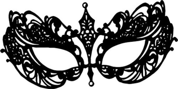 filigree mask png clipart image digi stamp clip art Download Digital Image venetian mardi gras mask printable art silhouette print