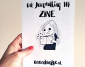Art Journalling 101 Zine