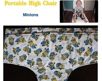 Portable High Chair- Minions