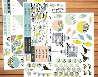 Pretty Bird Weekly Kit