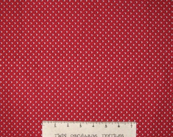 Americana Fabric - Red White and Blue Calico - Mary Fons Small Wonders YARD