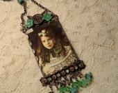 Colleen - Lovely St. Patricks Day Lass - SALE ItEM