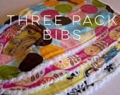 Three Pack Bibs