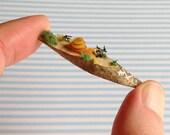 Slimy Lover Miniature Ornament