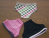 American Girl Doll Underwear