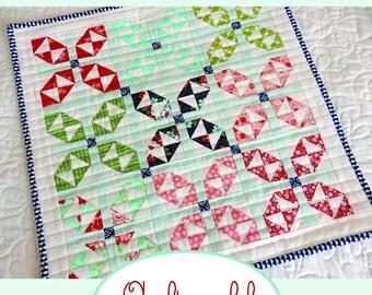 Hope Chest Mini Quilt PDF Pattern