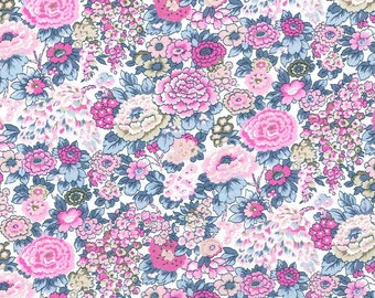 Liberty Fabric Tana Lawn Fat Quarter Elysian C
