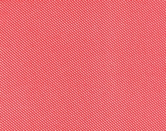 SUMMER SALE - 3 yard cut FLANNEL - Little Ruby in Red - 55132 11F - Little Sundae Scallop - Bonnie and Camille for Moda Fabrics