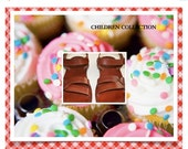 20% OFF Children Leather Sandals for Boys & Girls - Circle Design