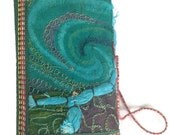 Junk journal, Blue Journal, Turquoise Journal,OOPS Listing,Destash,Half Price,Scratch and Dent Sale,clearance,Indian Journal,Sari Journal