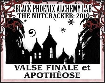 Valse Finale et Apotheose 2010  - 5ml - Black Phoenix Alchemy Lab Vintage