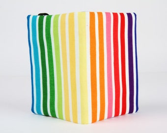 Card holder - Remix stripes in bright