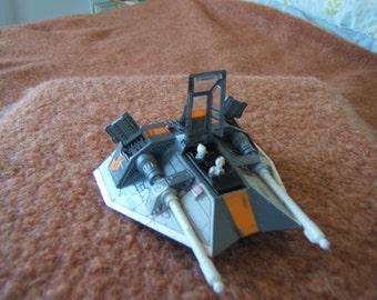 STAR WARS Rebel SNOWSPEEDER  1995 Micro Machines