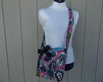 Monster High Crossbody Bag