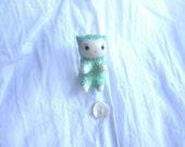 Gummi Cat Pin-grass green